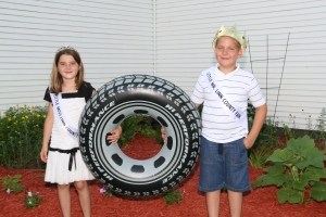 2013 Little Miss & Mr. Linn County Fair